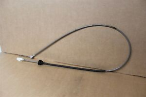 Speedo-cable-VW-Golf-amp-Jetta-MK2-automatique-UK-RHD-192957803-C-New-Genuine-VW