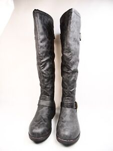 8d11c5b6181 Image is loading Journee-Collection-Spokane-W-Calf-Zipper-Riding-Boots-