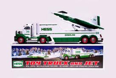 2010 Hess Toy Truck and Jet *New in Box*   MINT!!!
