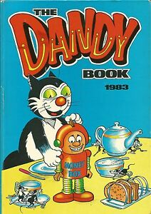 The Dandy Book 1983 annual - <span itemprop=availableAtOrFrom>Ipswich, United Kingdom</span> - returns not accepted Most purchases from business sellers are protected by the Consumer Contract Regulations 2013 which give you the right to cancel the purchase within 14 days after the  - Ipswich, United Kingdom