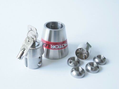 Volcano Outboard Motor Lock and OML Security Nuts