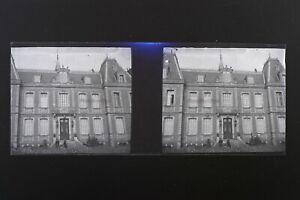 Francia Famille snapshot Foto Negativo PL51L11n7 Placca Vintage 1902