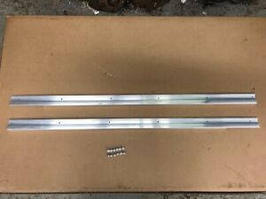 Ford Escort Mk2 Carpet Side Trims New For A 2 Door Rs2000 Sport