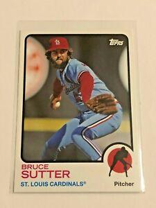 2014-Topps-Archives-Baseball-Base-Card-Bruce-Sutter-St-Louis-Cardinals