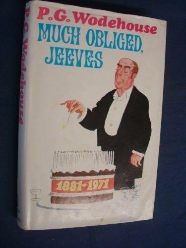 Much Obliged Jeeves By P G Wodehouse 1971 Book For Sale Online Ebay Kelime ve terimleri çevir ve farklı aksanlarda sesli dinleme. ebay