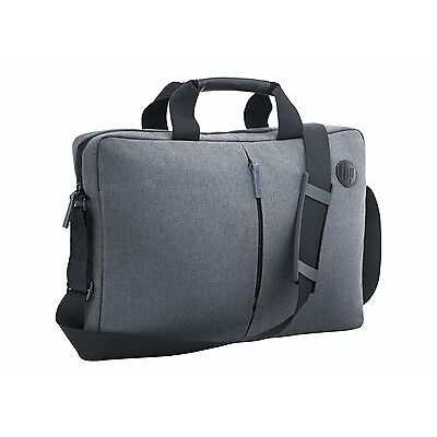 """Original HP Value Top Load Case For Up To 15.6"""" Laptops with Multiple Pockets"""