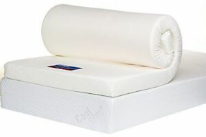 Luxury-100-Memory-Foam-Super-Soft-Durable-Mattress-Toppers-Memory-Foam-Pillow