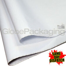100 Sheets Of White Acid Free Tissue Paper 375x500mm
