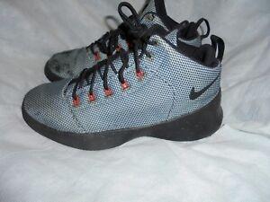 Sneakers Hyperfr3sh 5 Grey Women Lace Uk 5 38 5 Up Vgc Nike Size Eu XF1ZnW