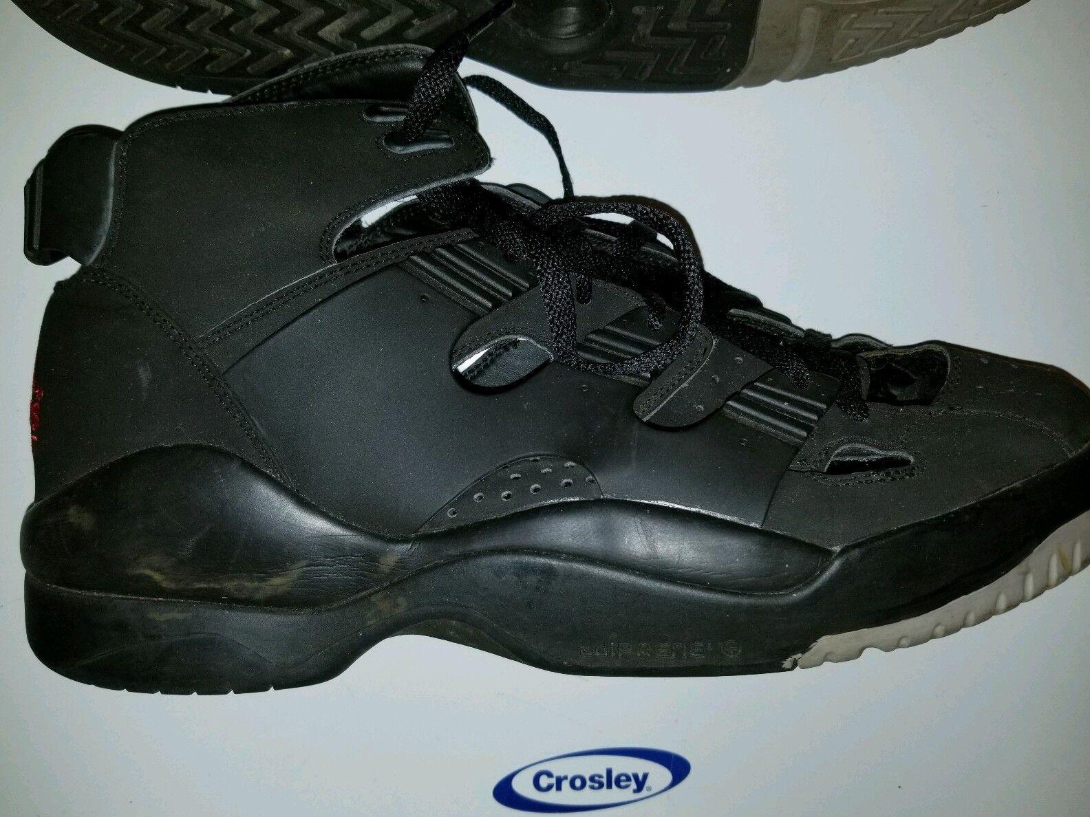 Adidas attrezzature adiprene atletico mens scarpe (clj657001) pizzo nero su su su dimensioni 13   Design ricco  f023b2