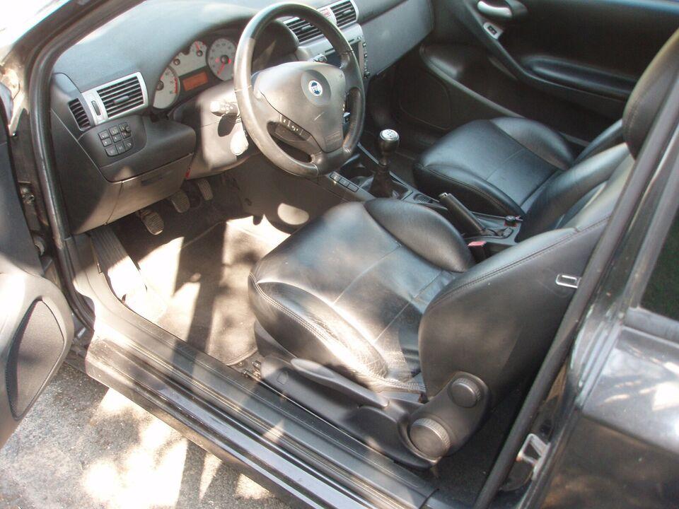 Fiat Stilo, 2,4 Abarth, Benzin