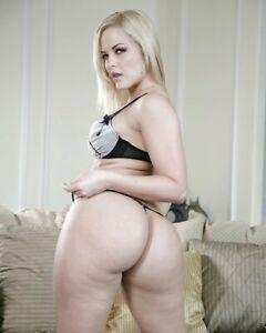 nice big ass in thong