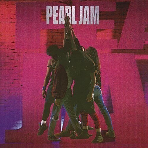 Ten - 180 gram Pearl Jam Vinyl Rock 53 minutes FREE SHIPPING NEW