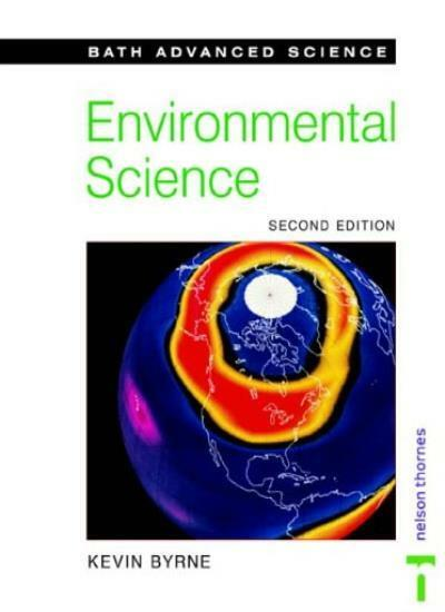 Environmental Science (Bath Science 16-19),Kevin Byrne