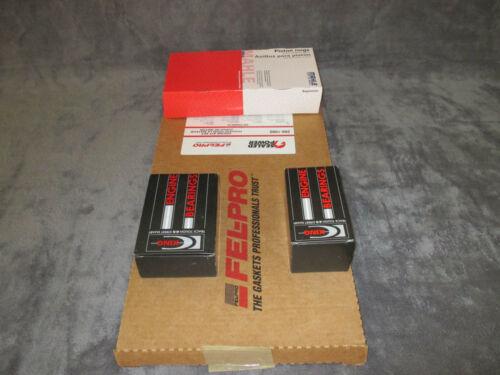 Ford 460 1968-85 Engine Kit rings rod//main bearings gaskets Se Habla Espanol