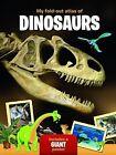 My Fold out Atlas Dinosaurs 9789463041751 Hardback