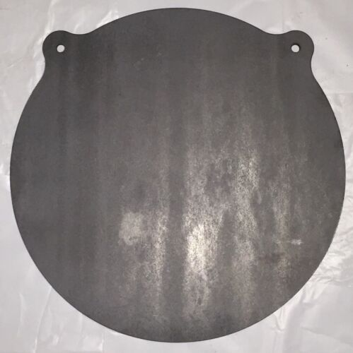 AR500 Steel Target Gong 1/2 X 24