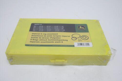 Genuine John Deere Imperial O-Ring Set MCXFA1115 Envío Gratis