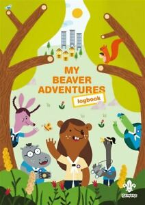 My-Beaver-Adventure-Logbook-Scout-Book-NEW-Charity-Shop
