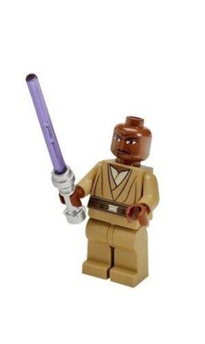 Lego STAR WARS minifigs MACE WINDU lightsaber 7868 8019