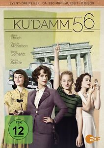 Ku-039-damm-56-Sonja-Gerhart-Claudia-Michelsen-2-DVD-NUOVO
