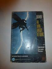 Batman: The Dark Knight Returns 1, 1st Edition,1st print, Frank Miller PB B245