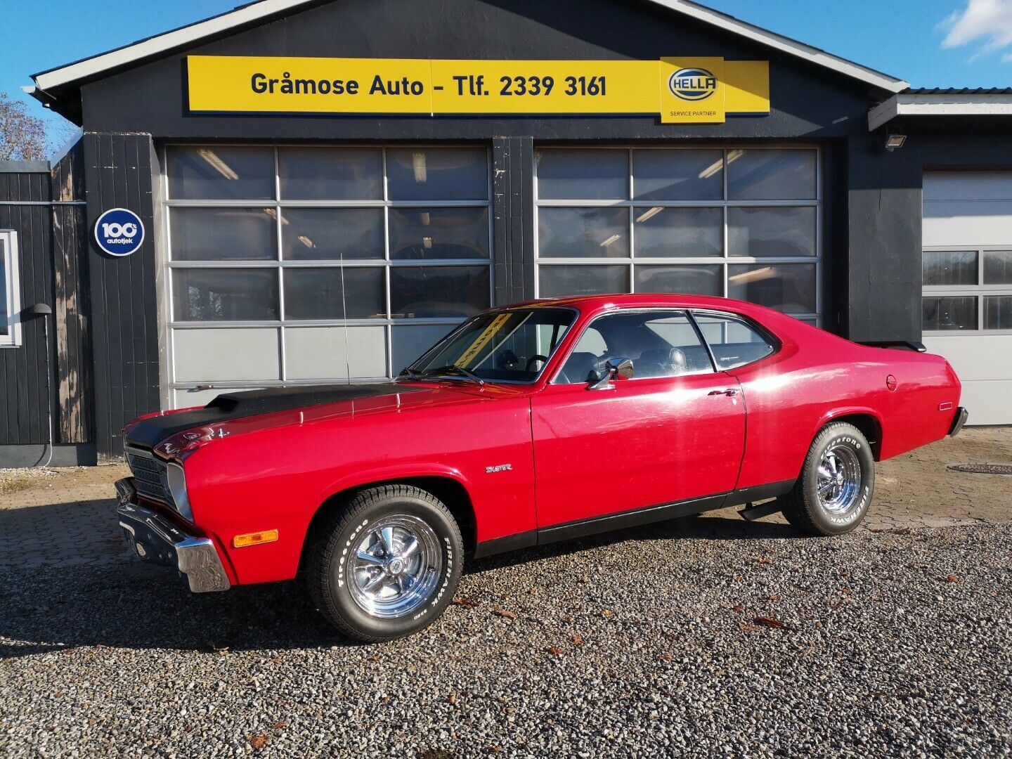 Plymouth Duster V8 7,4 440cui