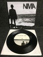 "No More Art / Doom Town – Split 7"" BLACK VINYL Rockstar Records Punk"