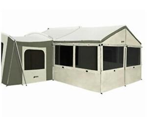 Kodiak Grand Cabin Wall Enclosure - 0665