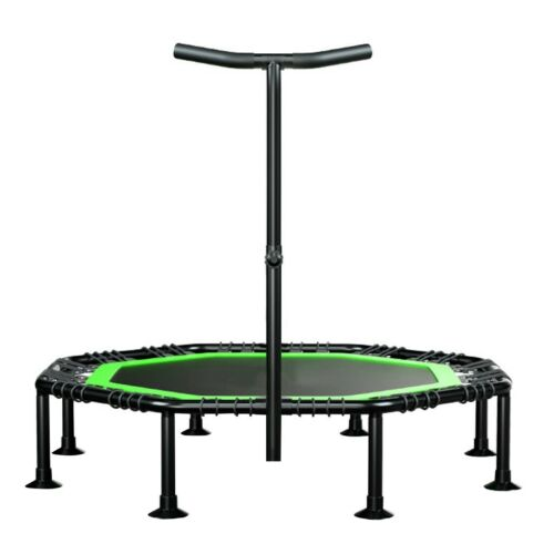"""Details about  /Foldable Adults Kids Trampoline 40/""""//51/"""" Exercise Indoor Outdoor Fitness Gym"""