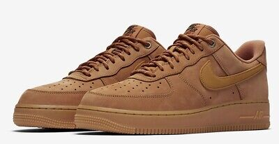 Nike Air Force 1 High Top TanWheat