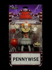 """NECA Toony Terrors Figure PRE ORDER 6"""" Stylized Pennywise 2017"""