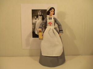 "Florence Nightingale founder modern nursing custom 12"" figure Old West"