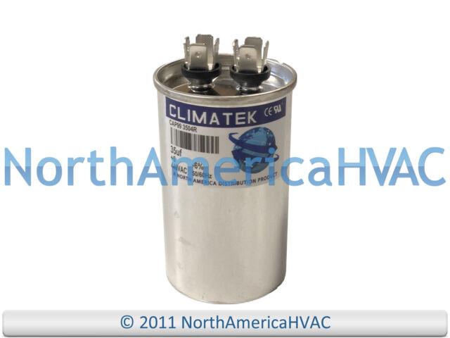 New Venti Air UL Listed 80 MFD//UF Run Capacitor 370//440V-Round-Single