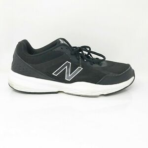 New-Balance-Mens-517-V2-MX517LK2-Black-Running-Shoes-Lace-Up-Low-Top-Size-10-4E