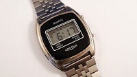 LINCOLN LCD digital vintage watch quartz rare