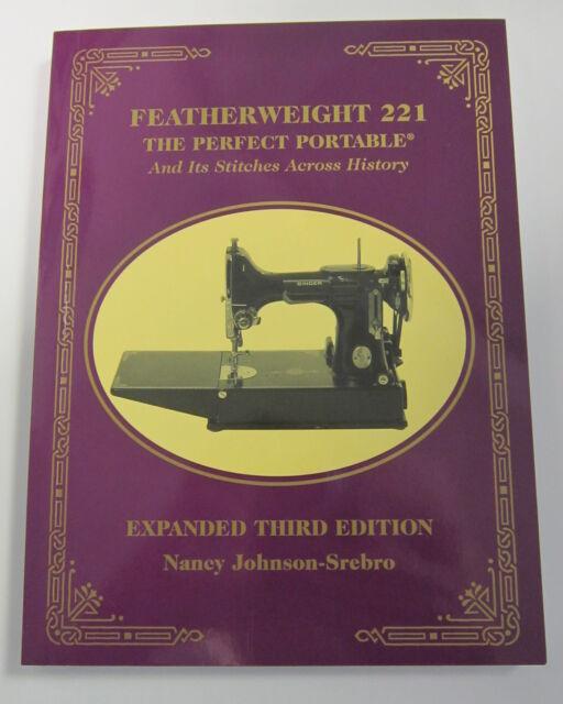 singer featherweight 221 222 sewing machine manual book collecting rh ebay com singer featherweight 100 sewing machine manual singer featherweight 221 sewing machine manual