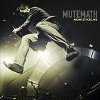 Armistice Live by MUTEMATH (CD, Oct-2010, 2 Discs, Warner Bros.)