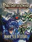Pathfinder Campaign Setting: Inner Sea Bestiary by James Jacobs, Russ Taylor, James L. Sutter, Jason Nelson, Jim Groves, Rob McCreary, Erik Mona, Greg A. Vaughan, Patrick Renie, F. Wesley Schneider (Paperback, 2012)