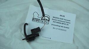 MAZDA-EGR-Vacuum-Switch-Solenoid-Valve-K5T49096-BP4Y-mounting-tab-broke-1