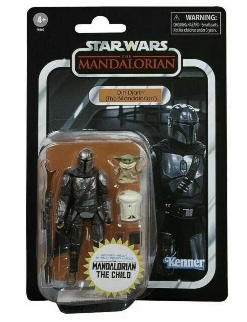 "Figurines Star Wars The Vintage Collection l/'enfant Kenner Hasbro 3.75/"" mai 2021"