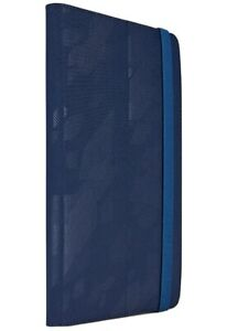 Case Logic SureFit Folio for 8 inch Tablets - Dress Blue - 3203705