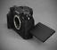 miniatuur 6 - LIM'S Genuine Leather Half Case Dovetail Plate for Fuji Fujifilm X-T4 XT4 Black