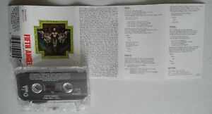 FIFTH ANGEL TIME WILL TELL. MC CASSETTE EPIC 1989. US VERSION. QUEENSRYCHE - Italia - FIFTH ANGEL TIME WILL TELL. MC CASSETTE EPIC 1989. US VERSION. QUEENSRYCHE - Italia