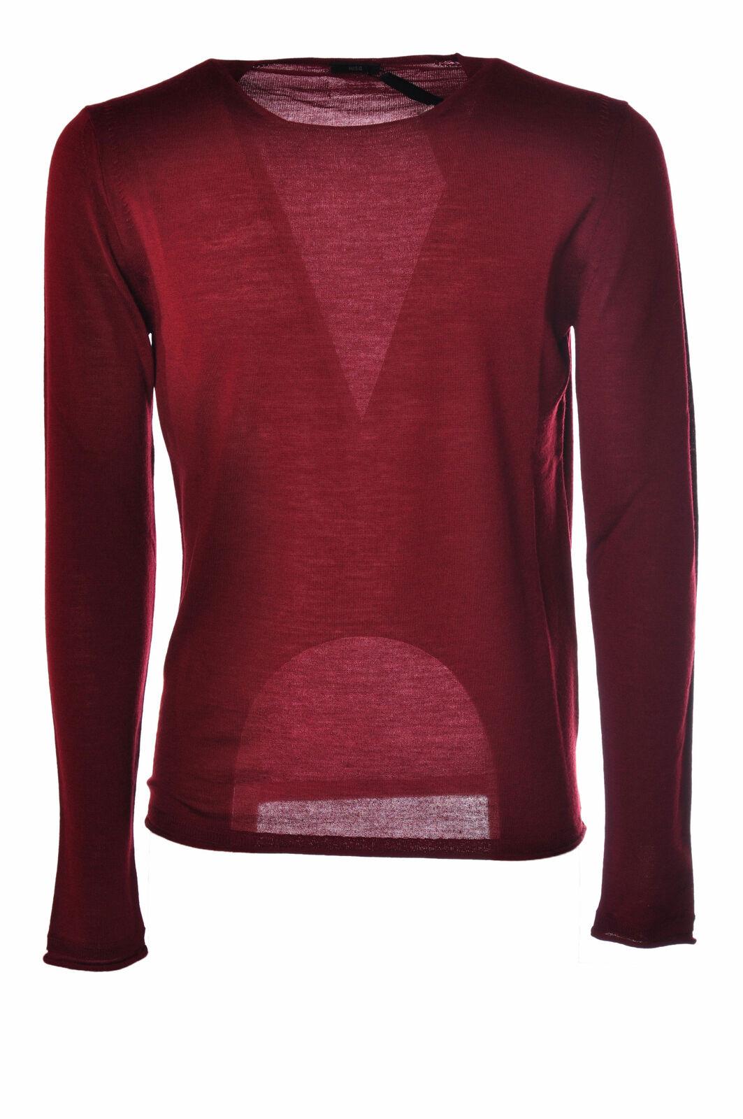 Hosio  -  Sweaters - Male - ROT - 2501026N174845