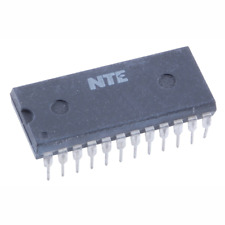 Nte Electronics Nte1198 Integrated Circuit Frequency Divider 24 Lead