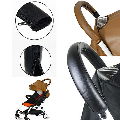 Baby Stroller//Buggy//Pram//Pushchair Oxford Handle Bumble Bar Grip Cover