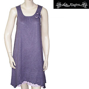 robe LOLA ESPELETA  femme violet parme et rose
