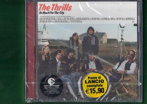 THE-THRILLS-SO-MUCH-FOR-THE-CITY-CD-NUOVO-SIGILLATO