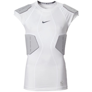 2646e4d8 NWT Men's Football Shirt Nike Pro Hyperstrong Core White 2XL Pads ...